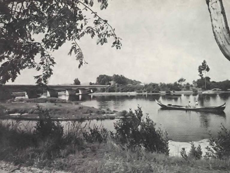Ponte Velha do Rio Novo do Príncipe